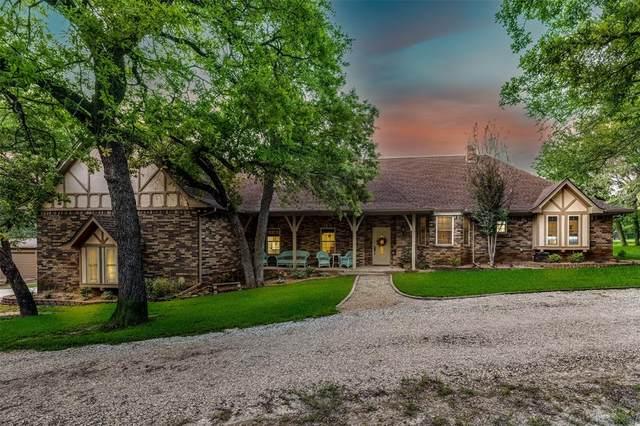 214 Hlavek Road, Decatur, TX 76234 (MLS #14604871) :: Trinity Premier Properties