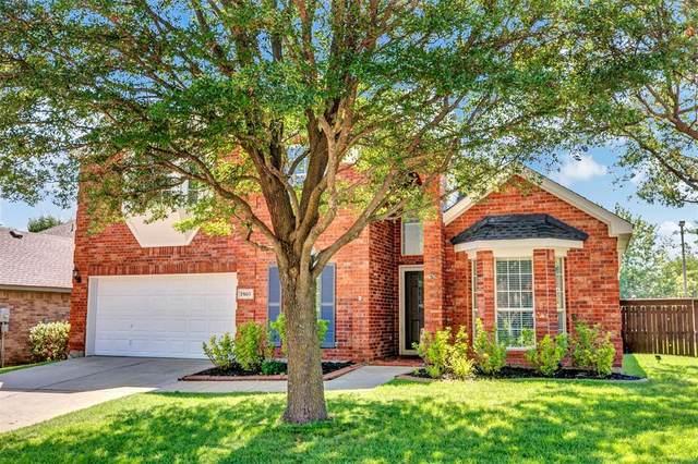 2505 Pheasant Run Drive, Mckinney, TX 75072 (MLS #14604874) :: Real Estate By Design