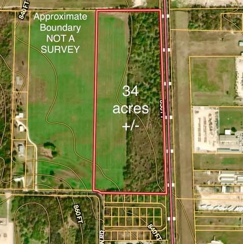 000000 Vaughn Road, Cleburne, TX 76033 (MLS #14604877) :: Real Estate By Design