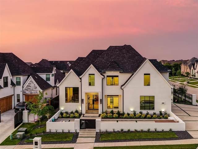 1300 Buckskin Trail, Prosper, TX 75078 (MLS #14604890) :: Robbins Real Estate Group