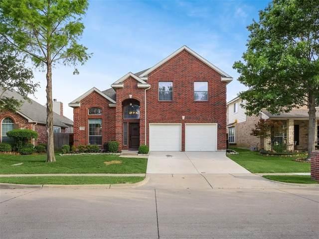 2468 Lakeland, Grand Prairie, TX 75054 (MLS #14604899) :: Front Real Estate Co.