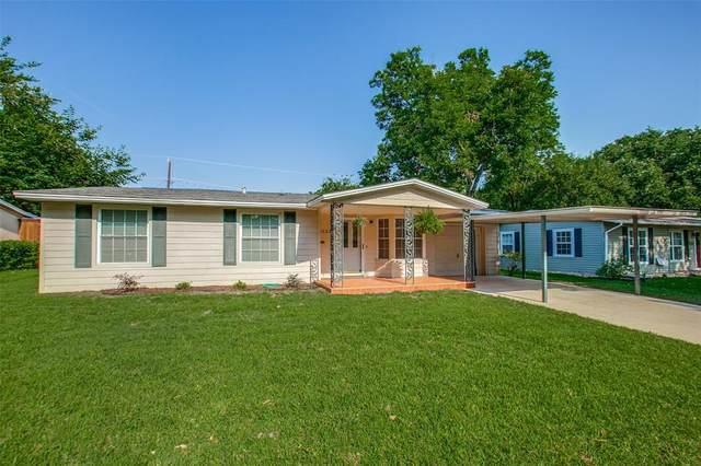 1533 Murray Drive, Garland, TX 75042 (MLS #14604916) :: The Rhodes Team