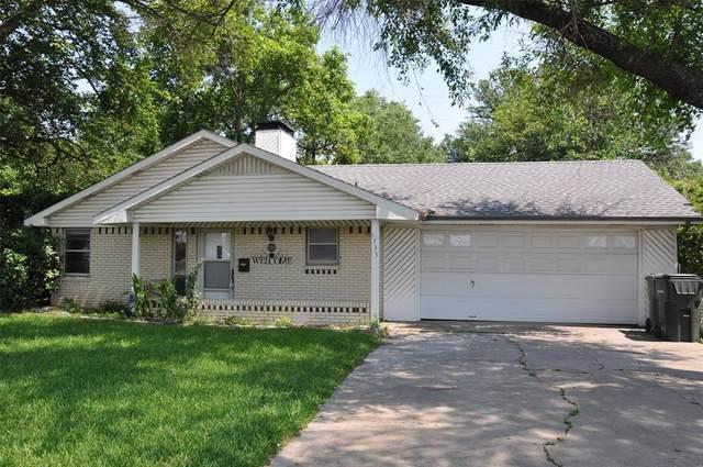 1735 14th Street, Plano, TX 75074 (MLS #14604937) :: 1st Choice Realty