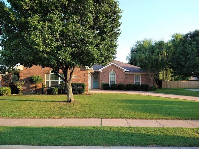 508 Lake View Court W, Crowley, TX 76036 (MLS #14604939) :: Robbins Real Estate Group