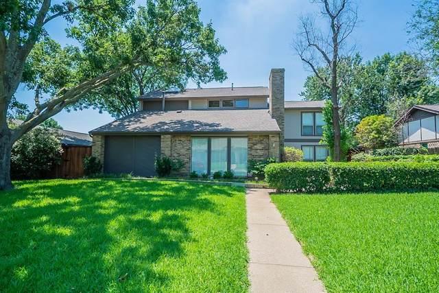 1506 Flintwood Drive, Richardson, TX 75081 (MLS #14604965) :: Robbins Real Estate Group