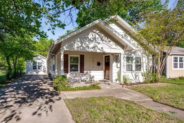 1611 N Waddill Street, Mckinney, TX 75069 (MLS #14604970) :: Real Estate By Design