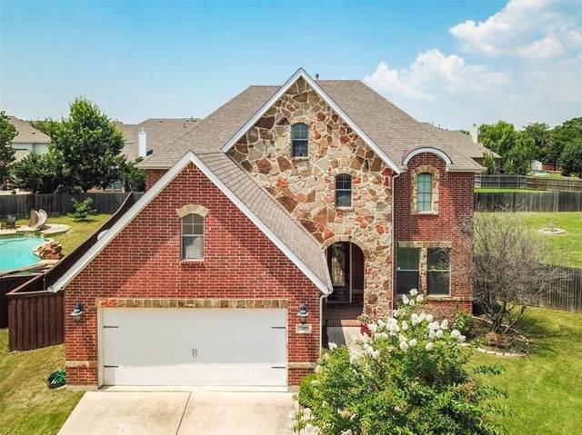 7209 Red Cedar Court, Denton, TX 76208 (MLS #14604983) :: 1st Choice Realty