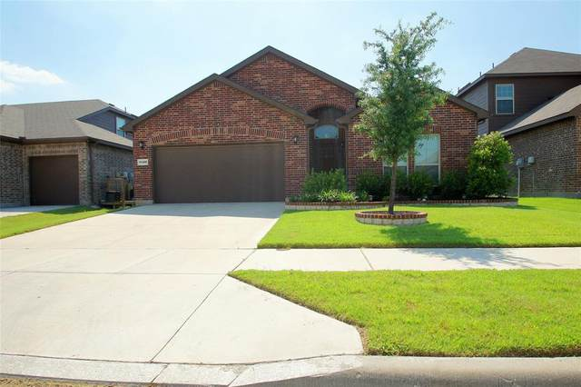 11305 Gold Canyon Drive, Fort Worth, TX 76052 (MLS #14604995) :: DFW Select Realty