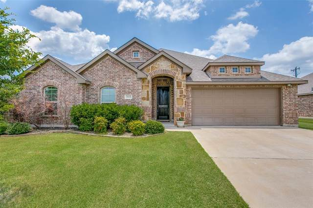 3806 Hyde Park Drive, Midlothian, TX 76065 (MLS #14604998) :: The Great Home Team