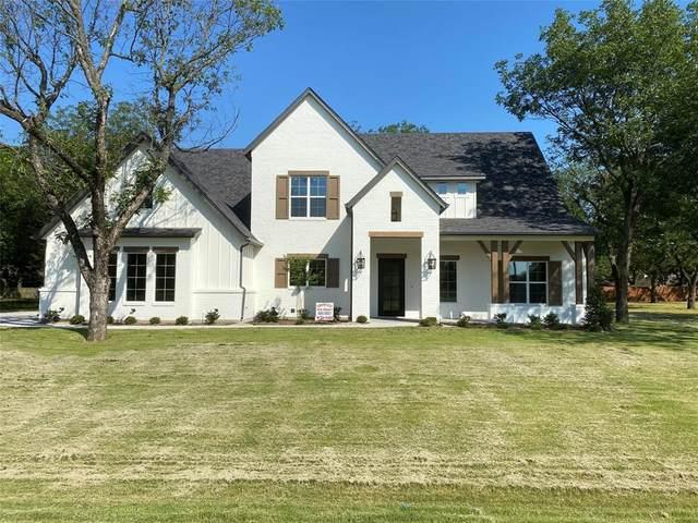 8023 Landings Road W, Granbury, TX 76049 (MLS #14604999) :: Real Estate By Design
