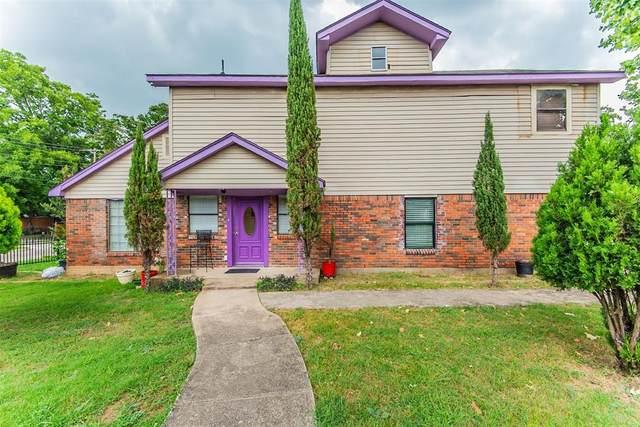 602 Ogden Avenue, Cockrell Hill, TX 75211 (MLS #14605005) :: The Kimberly Davis Group