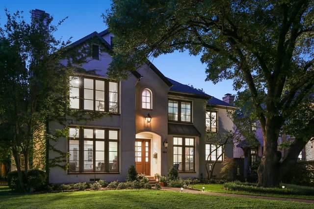 3012 Purdue Avenue, University Park, TX 75225 (MLS #14605009) :: HergGroup Dallas-Fort Worth