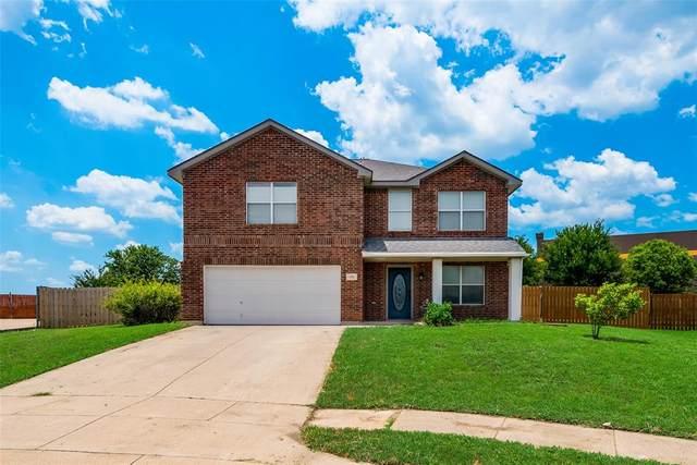 191 Brandie Mac Lane, Waxahachie, TX 75165 (MLS #14605013) :: 1st Choice Realty