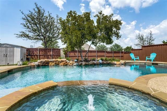 3041 Lakefield Drive, Little Elm, TX 75068 (MLS #14605038) :: DFW Select Realty