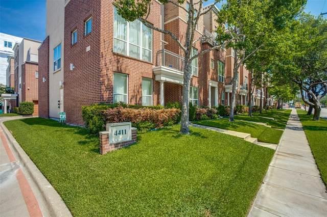 4411 Mckinney Avenue #5, Dallas, TX 75205 (MLS #14605042) :: The Great Home Team