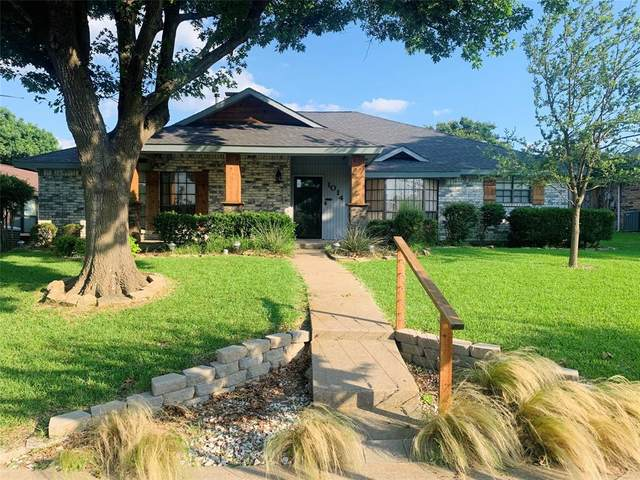 1014 Green Canyon Drive, Mesquite, TX 75150 (MLS #14605063) :: The Star Team | JP & Associates Realtors