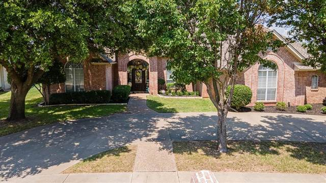 1205 Cliff Swallow Court, Granbury, TX 76048 (MLS #14605069) :: Real Estate By Design