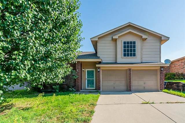10252 Dawson Trail, Fort Worth, TX 76108 (MLS #14605073) :: The Property Guys