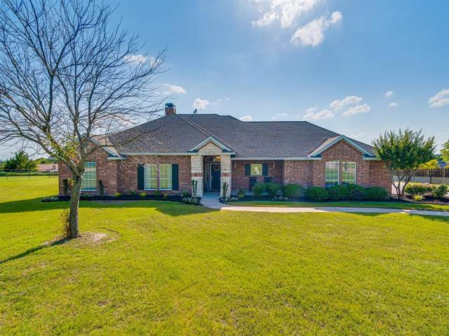 1120 Trophy Court E, Midlothian, TX 76065 (MLS #14605077) :: The Hornburg Real Estate Group