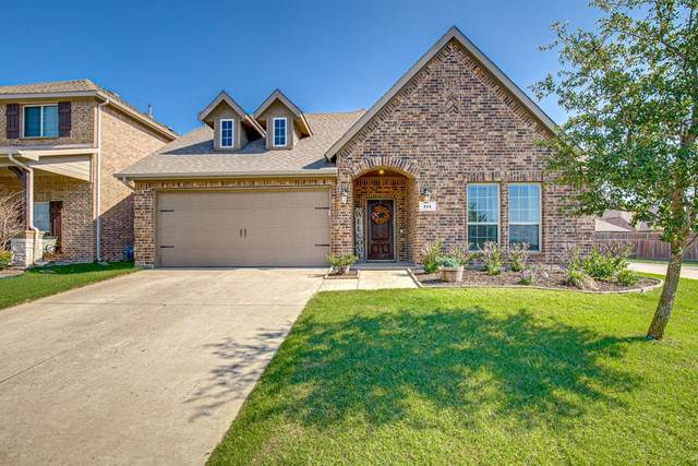 141 Charleston Lane, Fate, TX 75189 (MLS #14605080) :: Robbins Real Estate Group