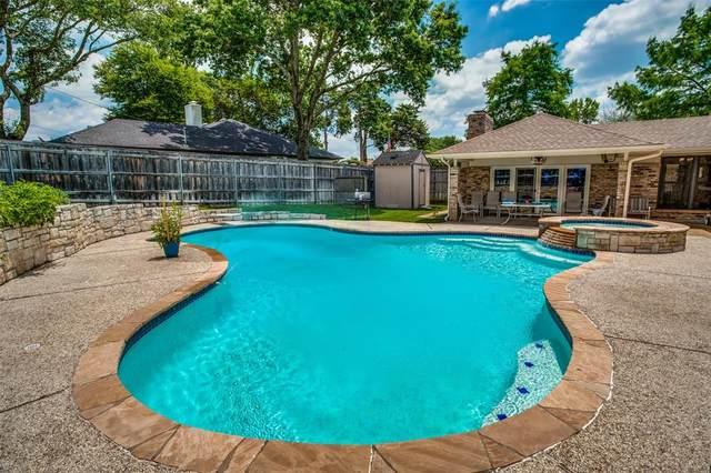 335 Meadowlark Lane, Duncanville, TX 75137 (MLS #14605085) :: The Hornburg Real Estate Group