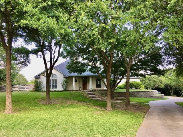 113 Royal Oak Drive, Aledo, TX 76008 (MLS #14605092) :: EXIT Realty Elite