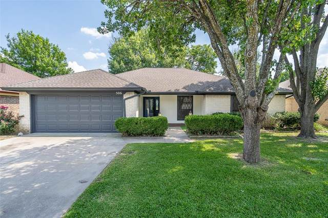 506 Betsy Ross Drive, Arlington, TX 76002 (MLS #14605094) :: DFW Select Realty