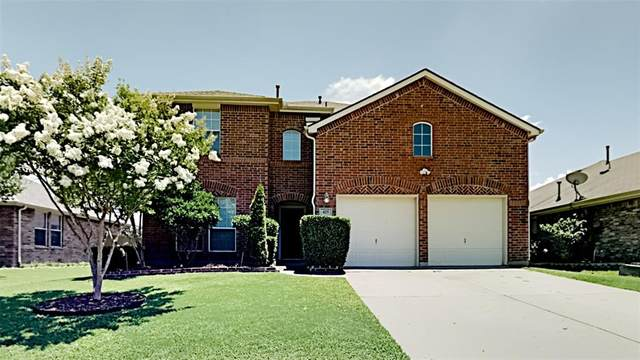 425 Chinaberry Trail, Forney, TX 75126 (MLS #14605098) :: Real Estate By Design