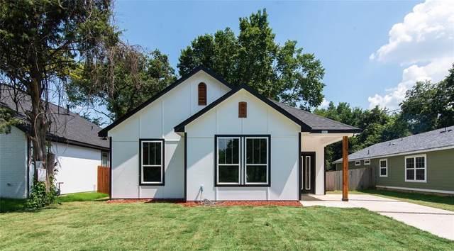 4836 Fellows Lane, Dallas, TX 75216 (MLS #14605099) :: Craig Properties Group