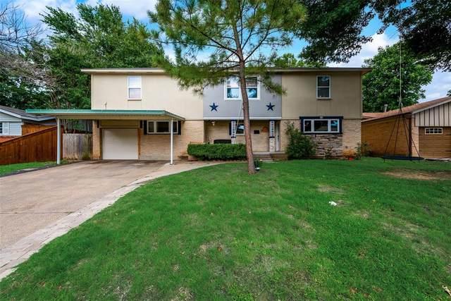 1405 Waggoner, Arlington, TX 76013 (MLS #14605101) :: Justin Bassett Realty