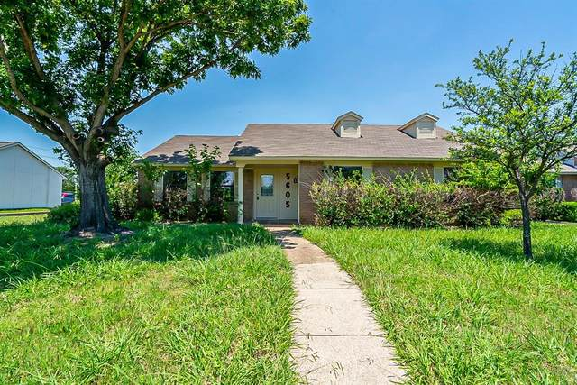 5605 Baker Drive, The Colony, TX 75056 (MLS #14605106) :: The Chad Smith Team