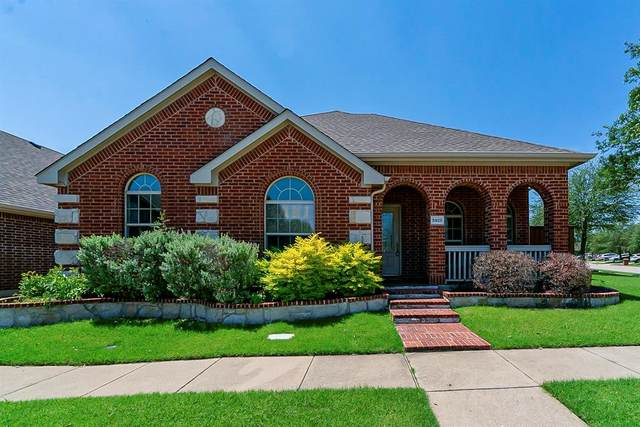 5925 Chuck Wagon Lane, Mckinney, TX 75070 (MLS #14605107) :: The Property Guys