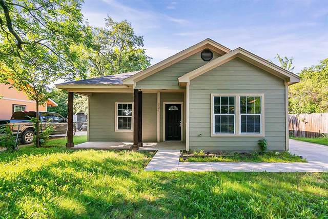 3527 Millet Avenue, Fort Worth, TX 76105 (MLS #14605113) :: The Property Guys