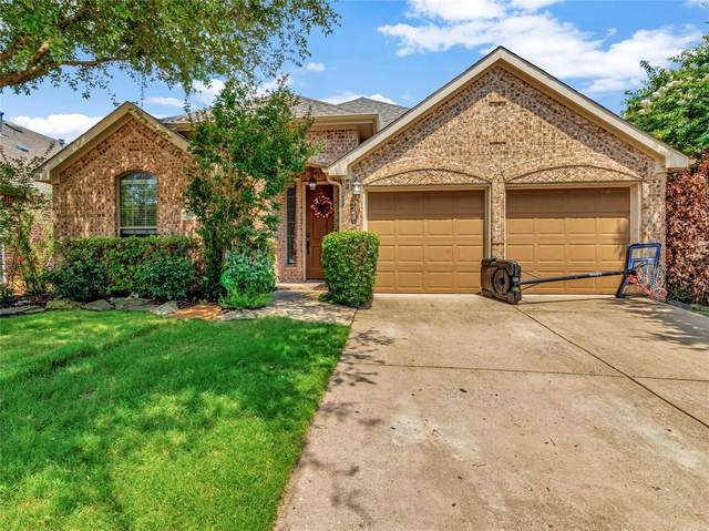 612 Collins Lane, Fate, TX 75087 (MLS #14605125) :: Robbins Real Estate Group