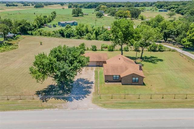2618 Tin Top Road, Weatherford, TX 76087 (MLS #14605128) :: Trinity Premier Properties