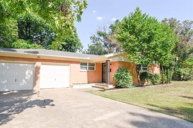 3601 Jeanette Drive, Fort Worth, TX 76109 (MLS #14605143) :: DFW Select Realty
