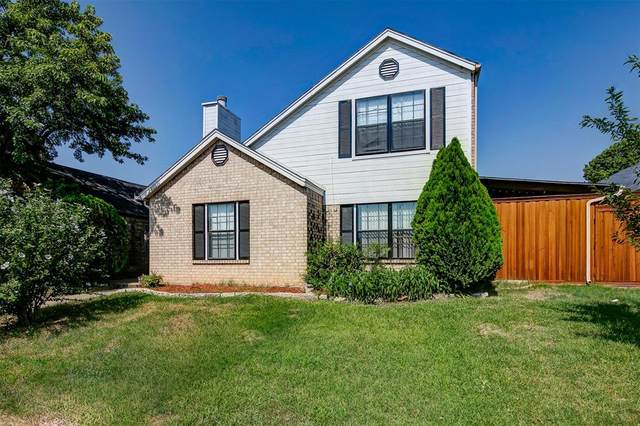 2805 Game Lake Drive, Irving, TX 75060 (MLS #14605146) :: DFW Select Realty