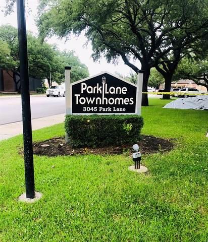 3045 Park Lane #1044, Dallas, TX 75220 (MLS #14605149) :: Results Property Group