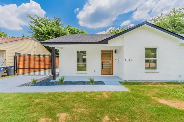 1132 Dumane Street, Dallas, TX 75211 (MLS #14605158) :: The Kimberly Davis Group