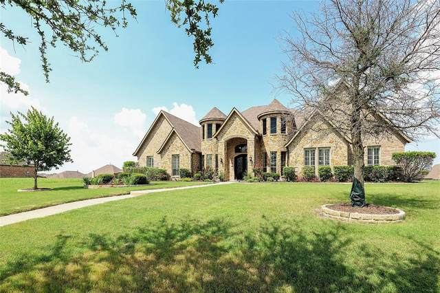 1020 Devonshire Drive N, Forney, TX 75126 (MLS #14605164) :: Real Estate By Design