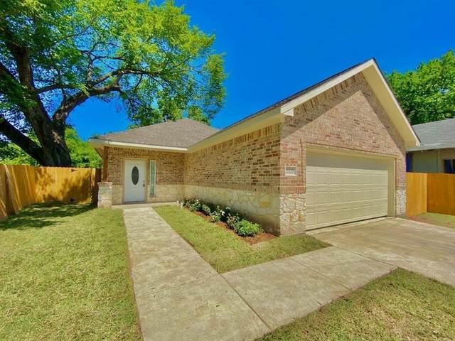1707 Sicily Street, Dallas, TX 75203 (MLS #14605182) :: RE/MAX Pinnacle Group REALTORS