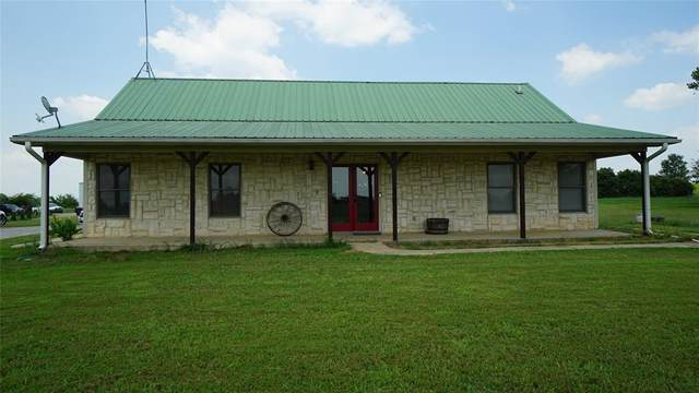 462 County Road 2904, Dodd City, TX 75438 (MLS #14605187) :: Lisa Birdsong Group   Compass