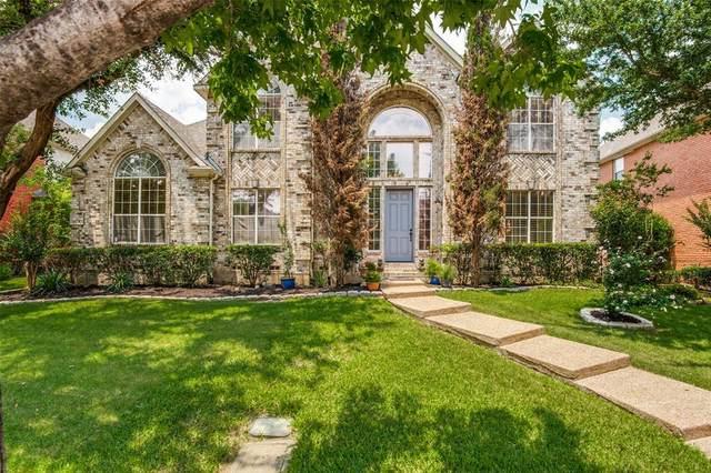 7529 Sweetgum Drive, Irving, TX 75063 (MLS #14605189) :: The Property Guys