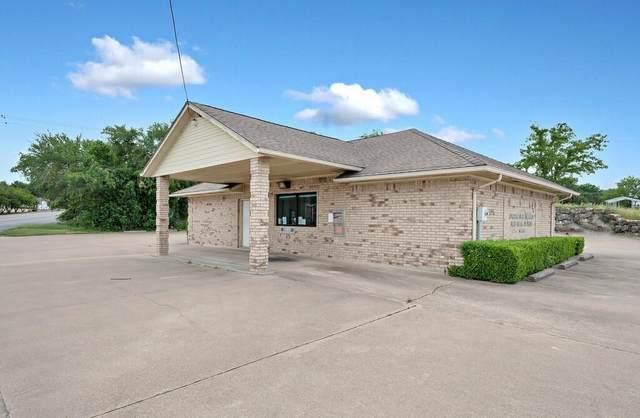 411 E Hwy 22, Clifton, TX 76634 (MLS #14605205) :: Team Tiller
