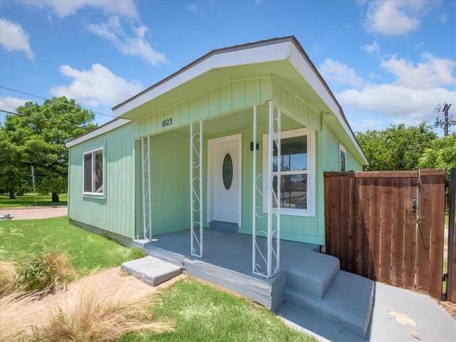 1023 Morris Street, Dallas, TX 75212 (MLS #14605211) :: Team Hodnett