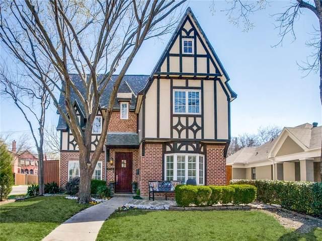 5746 Llano Avenue, Dallas, TX 75206 (MLS #14605253) :: Robbins Real Estate Group