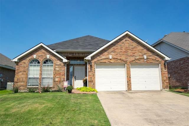 8021 Paloverde Drive, Fort Worth, TX 76137 (MLS #14605254) :: Team Tiller