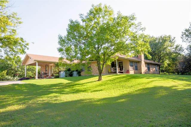 6891 E Bankhead Highway, Willow Park, TX 76008 (MLS #14605257) :: The Good Home Team