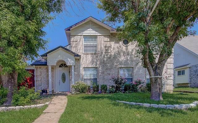 4335 Allegro Lane, Grand Prairie, TX 75052 (MLS #14605260) :: Front Real Estate Co.