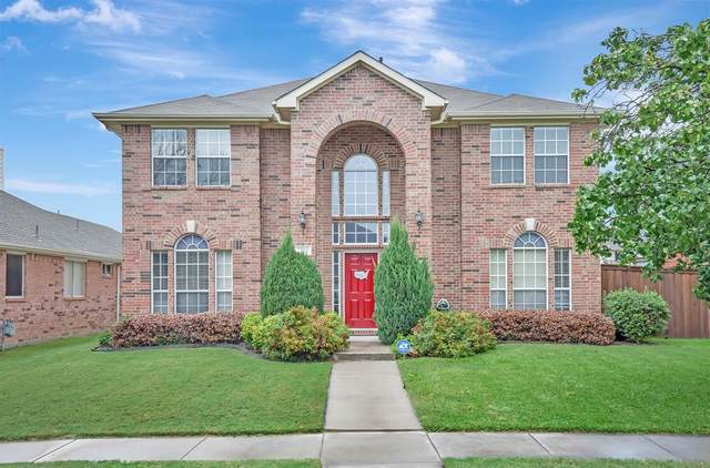 7782 Park Downs Drive, Fort Worth, TX 76137 (MLS #14605282) :: Real Estate By Design